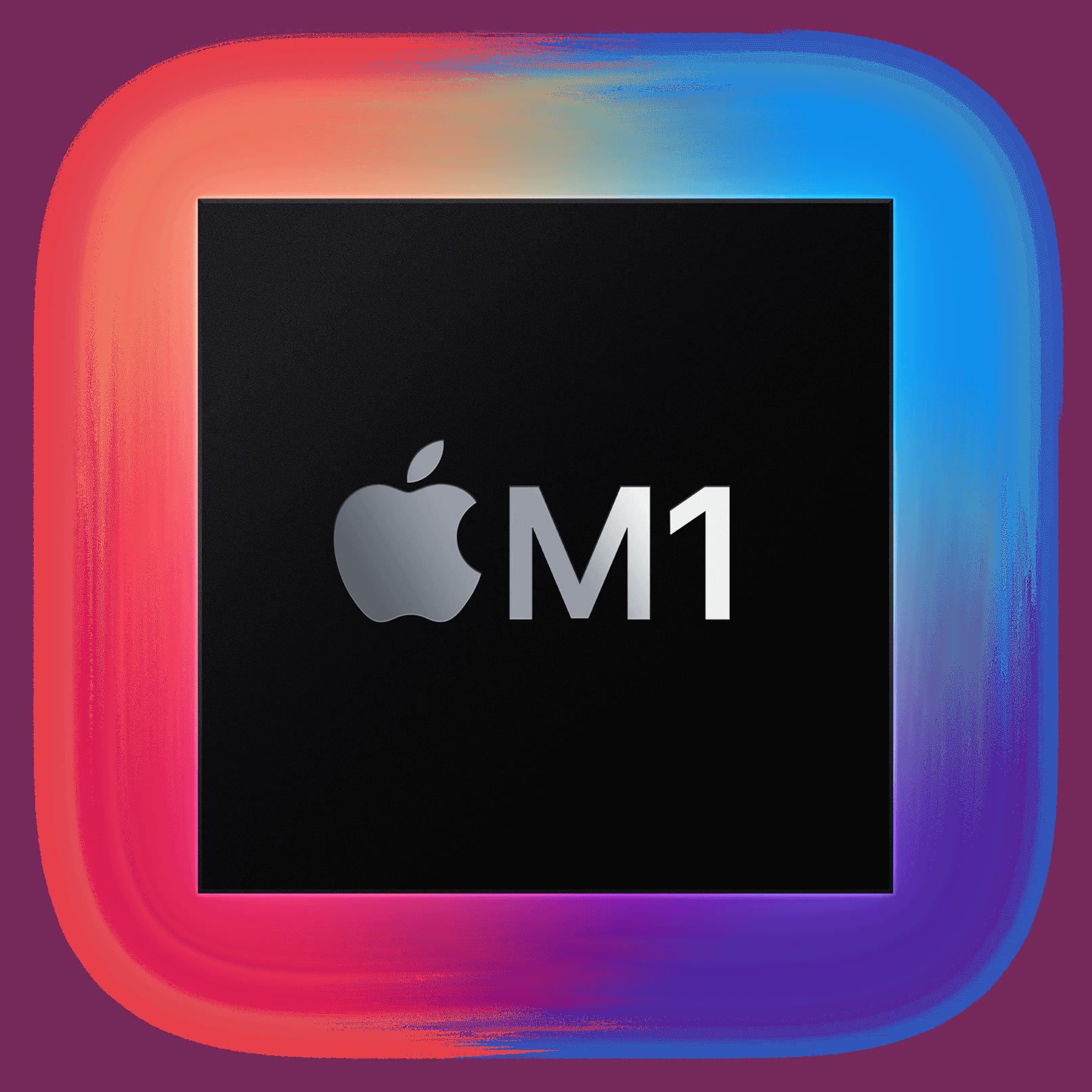 m1 chip large